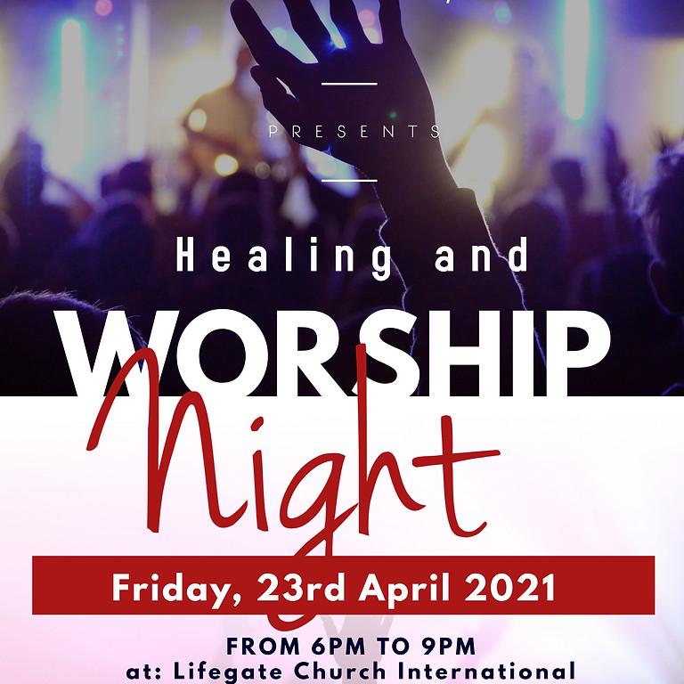 WORSHIP NIGHT EXPERIENCE