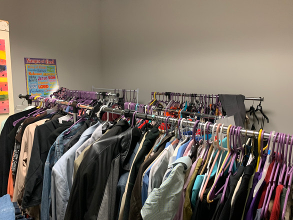 FREE Clothing Closet @ Lifegate Church International