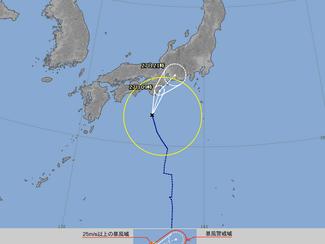 【お知らせ】台風6号による大切なお知らせ