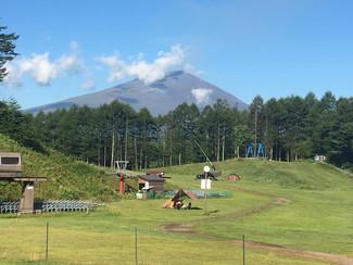 浅間山噴火に伴う営業に関するご案内