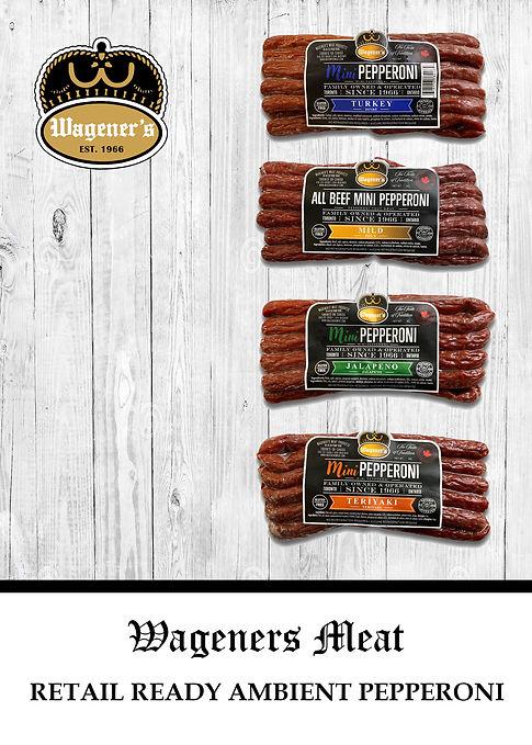 wageners meat pepperoni postcard 2021.jp
