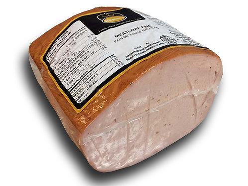 Meatloaf Fine (Half Piece)