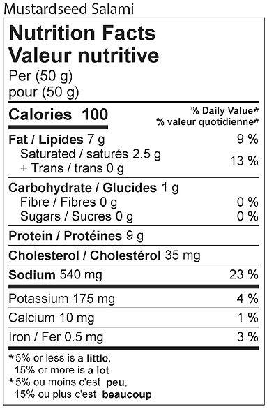 mustardseed salami nutritional 2021.jpg