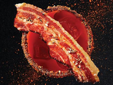 Pusateri's Maple Bacon Caesar