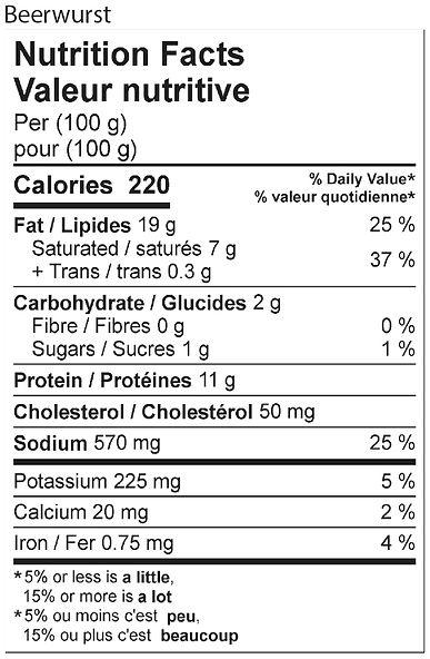 beerwurst nutritional.jpg