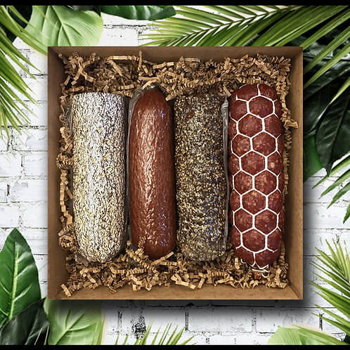 Mini Salami Sampler Box