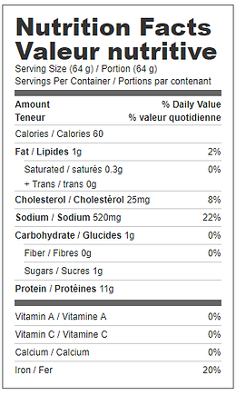 black forest ham farmers nutritional.png