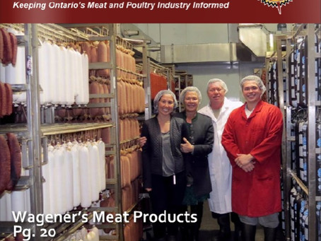 Ontario Meat Plants