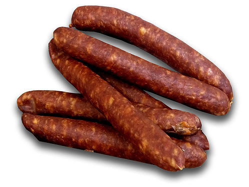 Hungarian Smoked Csabai (Pack of 4)