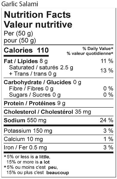garlic salami nutritional 2021.jpg