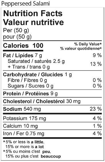pepperseed salami nutritional 2021.jpg
