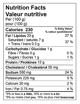 jagdwurst nutritional July.png
