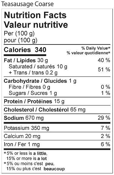 teasausage coarse nutritional 2021.jpg