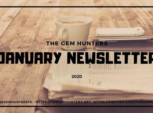 TGH January Newsletter 2020
