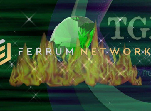 FERRUM $FRM Upgraded to (Exceptional)