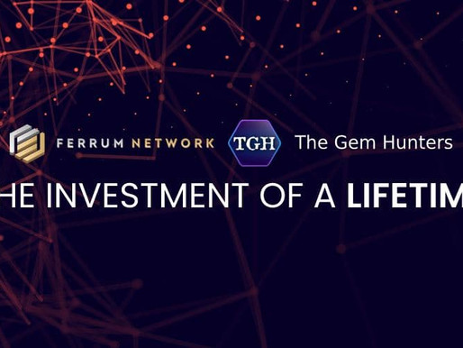 "Ferrum Network ""The Investment of a Lifetime"""