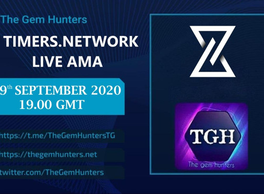 TIMERS.NETWORK $IPM LIVE AMA
