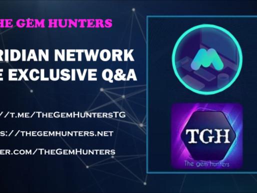 MERIDIAN NETWORK $LOCK Q&A