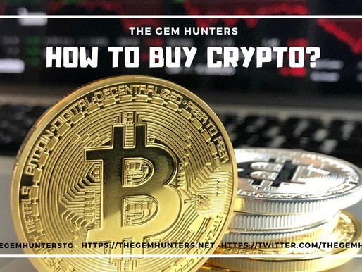 How To Buy Crypto