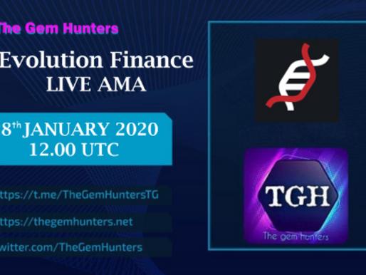 EVOLUTION FINANCE LIVE AMMA