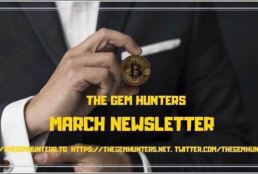 TGH March 2020 Newsletter