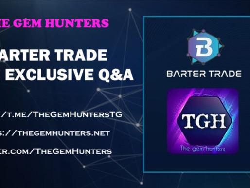 Barter Trade $BRT Q&A