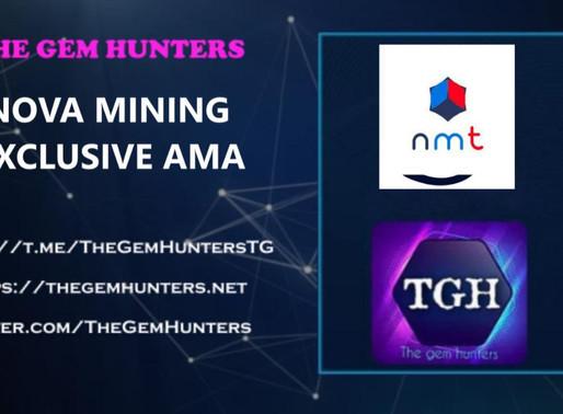 NOVAMING $NMT EXCLUSIVE AMA