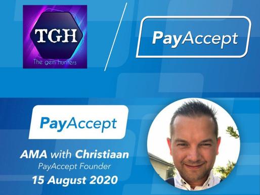 PAYACCEPT $PAY LIVE AMA