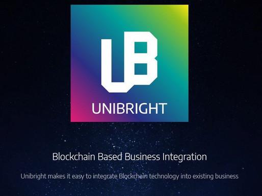 Unibright Live Q&A
