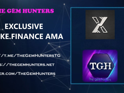 XTAKE.FINANCE $XTK EXCLUSIVE AMA