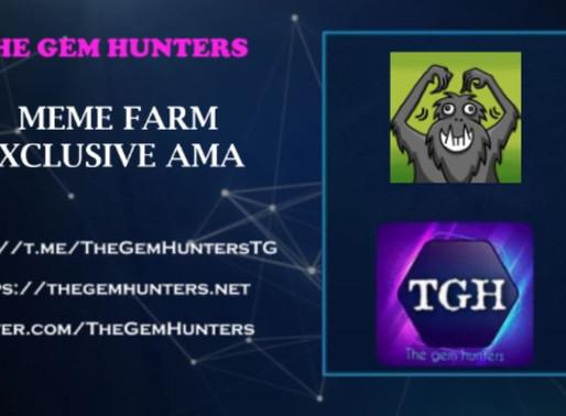 MEME FARM EXCLUSIVE AMA