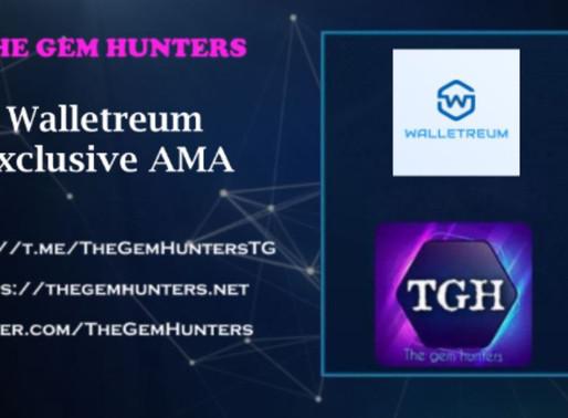 Walletreum Exclusive AMA