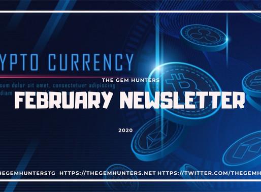 TGH February Newsletter 2020
