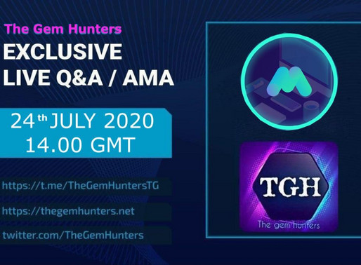 Exclusive live Q&A/AMA with Meridian Network