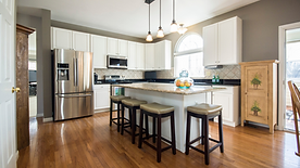 F& M Contractors and Remodelers Kitchens