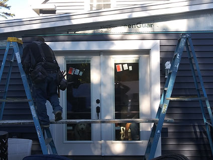 F & M Contractors and Remodelers install