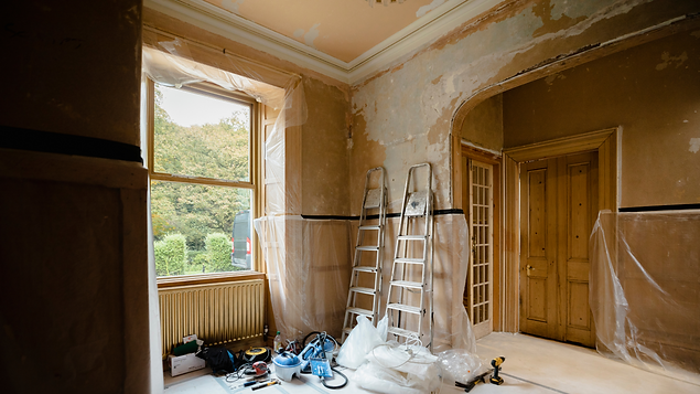 Historical Renovations by F & M Contract