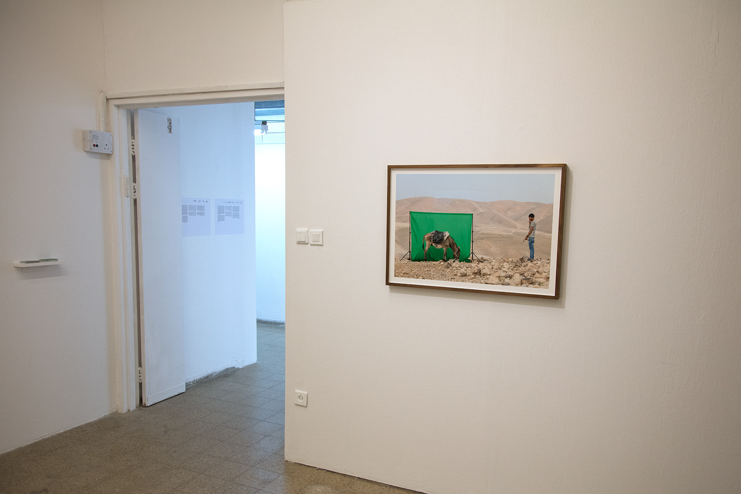 installation view 1#
