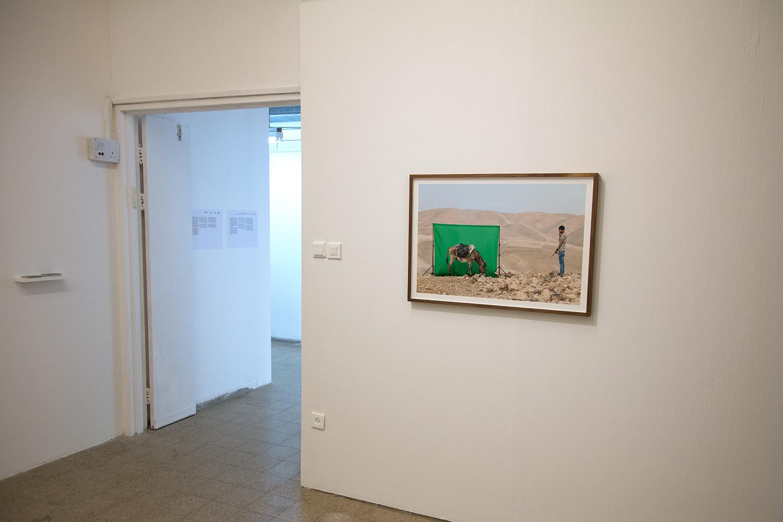 installation view 1#