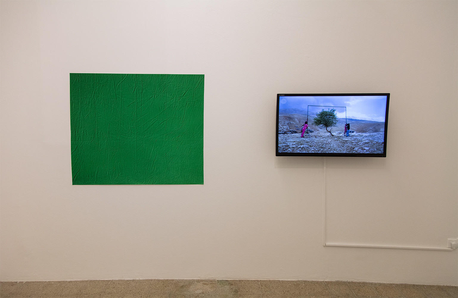 installation view 3#