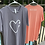 Thumbnail: arrow/heart T-shirt