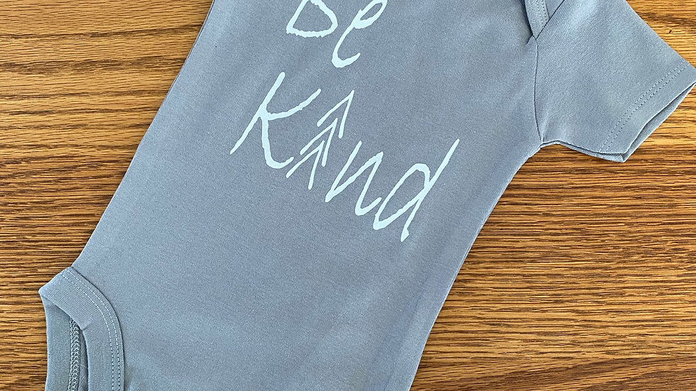 Be Kind  Infant bodysuit-onesie 6month-24 month