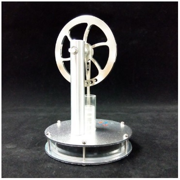 coffee stirling engine