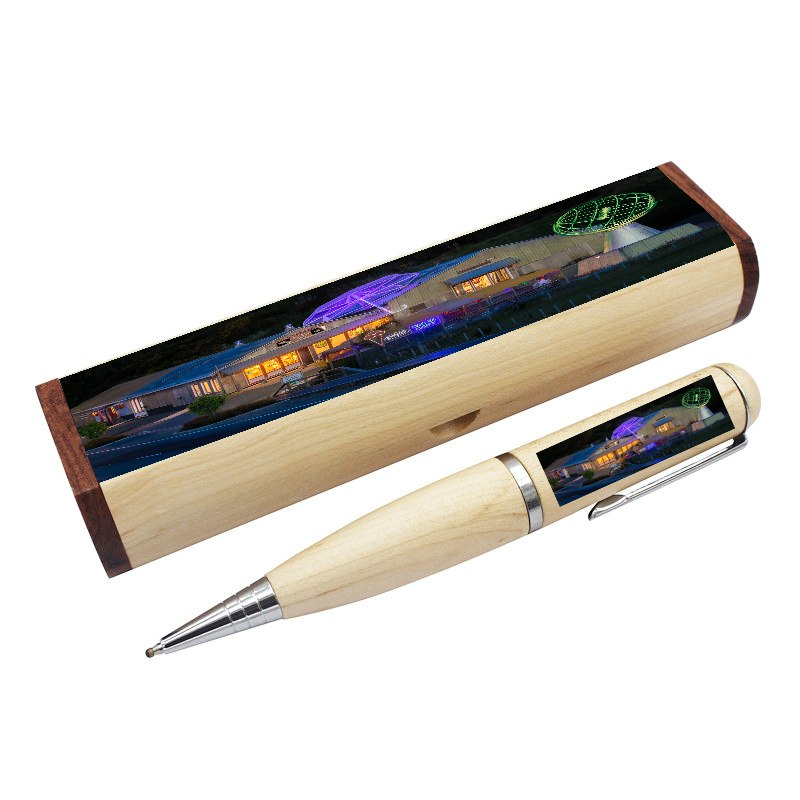 USB Pen and wooden case
