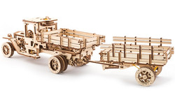 Ugears Chassis Addition 4