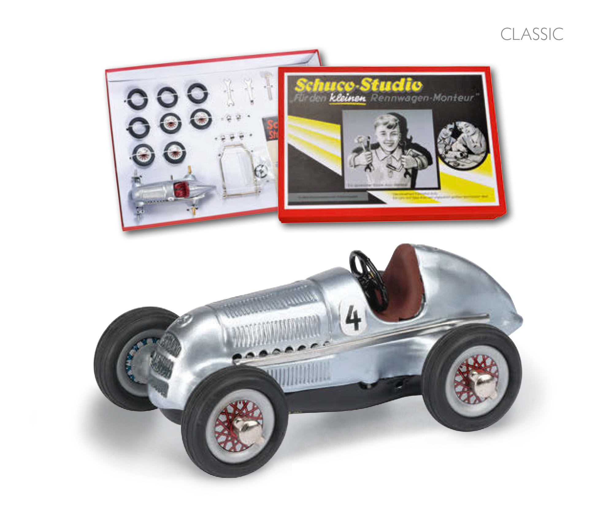 BANTAM RACER CAR MODEL
