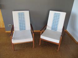 Retro Arm Chairs