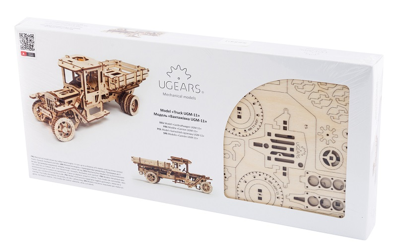 Model Truck UGM 11 Ugears 8944