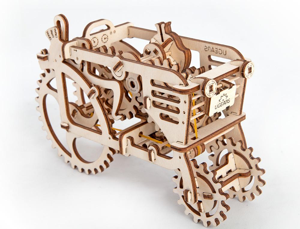 Model Tractor Ugears 8