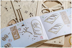 Ugears Timer Kit Instructions 5300 2